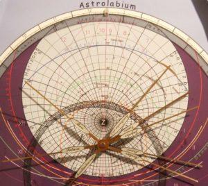 Astrolabe by Dieter Schlagheck